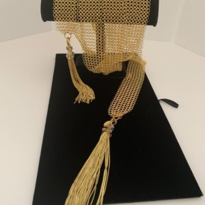 Chain Maille Necklace/Scarf/Belt